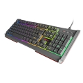 pliktrologio genesis nkg 0993 rhod 400 rgb backlight gaming extra photo 2