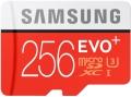samsung mb mc256da eu evo plus 256gb micro sdxc class 10 adapter extra photo 1