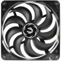 bitfenix spectre pwm 140mm fan black extra photo 1
