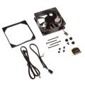 noiseblocker blacksilent pro fan p1 80mm extra photo 2