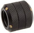 bitspower carbon black enhance dual multi link for od 12mm extra photo 1