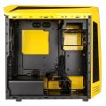 case bitfenix aegis micro atx yellow black extra photo 1