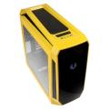 case bitfenix aegis micro atx yellow black extra photo 3