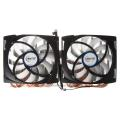 arctic cooling accelero twin turbo 690 vga cooler for nvidia geforce gtx690 extra photo 1