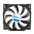 arctic cooling alpine 20 plus co intel cpu cooler 92mm extra photo 3