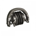 audio technica ath m50xmg pro studio monitor headphones limited edition grey extra photo 2