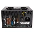 psu xfx black edition 850w full modular 850w extra photo 1