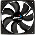 aerocool dark force fan 120mm black extra photo 1