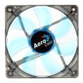 aerocool lightning led fan 120mm blue extra photo 1