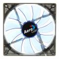 aerocool lightning led fan 140mm blue extra photo 1