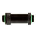 bitspower 1 4 adjustable aquapipe ii 41 69mm matt black extra photo 1