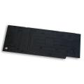 ek water blocks ek fc r9 290x backplate black extra photo 1
