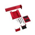 lian li q09 1r vesa mounting kit red extra photo 1