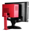lian li q09 1r vesa mounting kit red extra photo 2