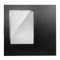 lian li w lf2ab 3 window side panel black extra photo 1