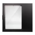 lian li w lm2ab 8 window side panel black extra photo 1