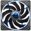 alpenfoehn wing boost 2 plus 120mm pwm fan blue extra photo 1