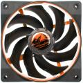 alpenfoehn wing boost 2 plus 120mm pwm fan orange extra photo 1