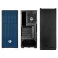 case bitfenix neos midi tower black blue extra photo 1