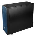 case bitfenix neos midi tower black blue extra photo 4