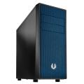 case bitfenix neos midi tower black blue extra photo 5