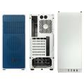 case bitfenix neos midi tower white blue extra photo 1