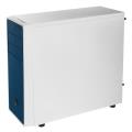 case bitfenix neos midi tower white blue extra photo 4