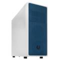 case bitfenix neos midi tower white blue extra photo 5