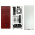 case bitfenix neos midi tower white red extra photo 1