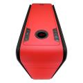 case aerocool ds 200 midi tower red extra photo 4