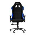 akracing gaming chair black blue extra photo 1