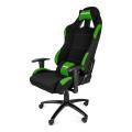 akracing gaming chair black green extra photo 3