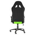 akracing prime gaming chair green black extra photo 2