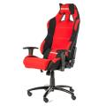 akracing prime gaming chair red black extra photo 4