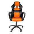 arozzi monza gaming chair orange extra photo 1