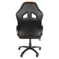 arozzi monza gaming chair orange extra photo 2