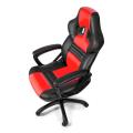 arozzi monza gaming chair red extra photo 3
