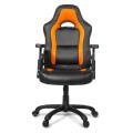 arozzi mugello gaming chair orange extra photo 1
