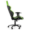 akracing player gaming chair black green extra photo 1