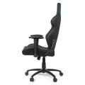 akracing rush gaming chair black blue extra photo 2