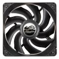 alpenfoehn wing boost 2 pure plus 120mm pwm fan black extra photo 1
