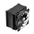 alpenfoehn matterhorn black edition cpu cooler rev c 120mm extra photo 2