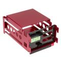 lian li ex h24x 2x sata hot swap module red extra photo 2