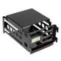 lian li ex h24x 2x sata hot swap module black extra photo 2