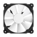 phanteks ph f120sp 120mm fan orange led black white extra photo 1