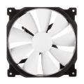 phanteks ph f140sp 140mm fan green led black white extra photo 1