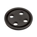 primochill ctr phase ii 4 port low profile end cap acetal black extra photo 1