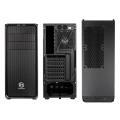 case thermaltake versa h25 midi tower black extra photo 2