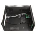 case streacom st fc8b evo htpc aluminium black extra photo 2