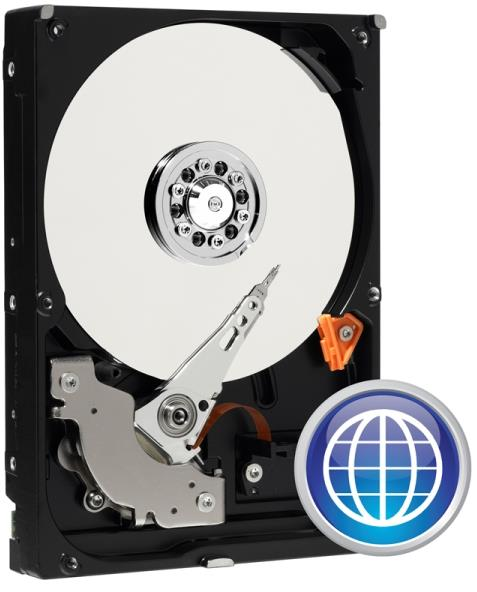 WESTERN DIGITAL WD5000AAKS 500GB SATA2